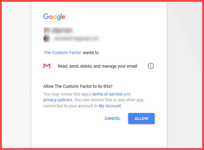 custom email 4