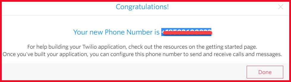 congrats number